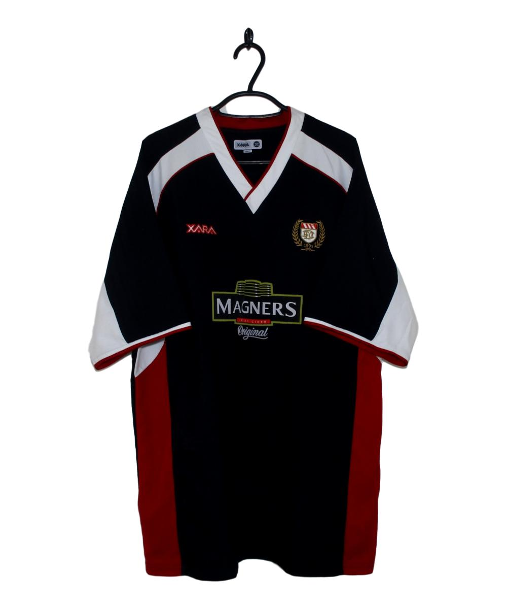 f4d793666 2004-05 Dundee FC Home Shirt (L)