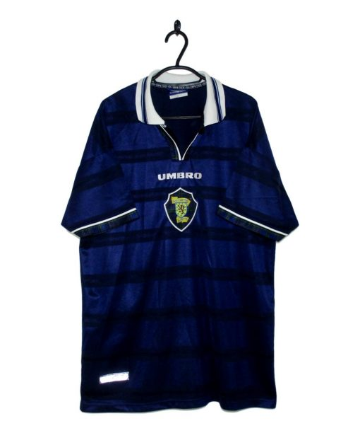 1998-00 Scotland Home Shirt