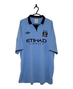 2012-13 Manchester City Home Shirt