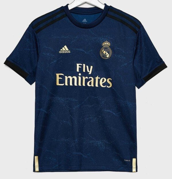80ceb4f97 Real Madrid 2019-20 Away Shirt Leaked