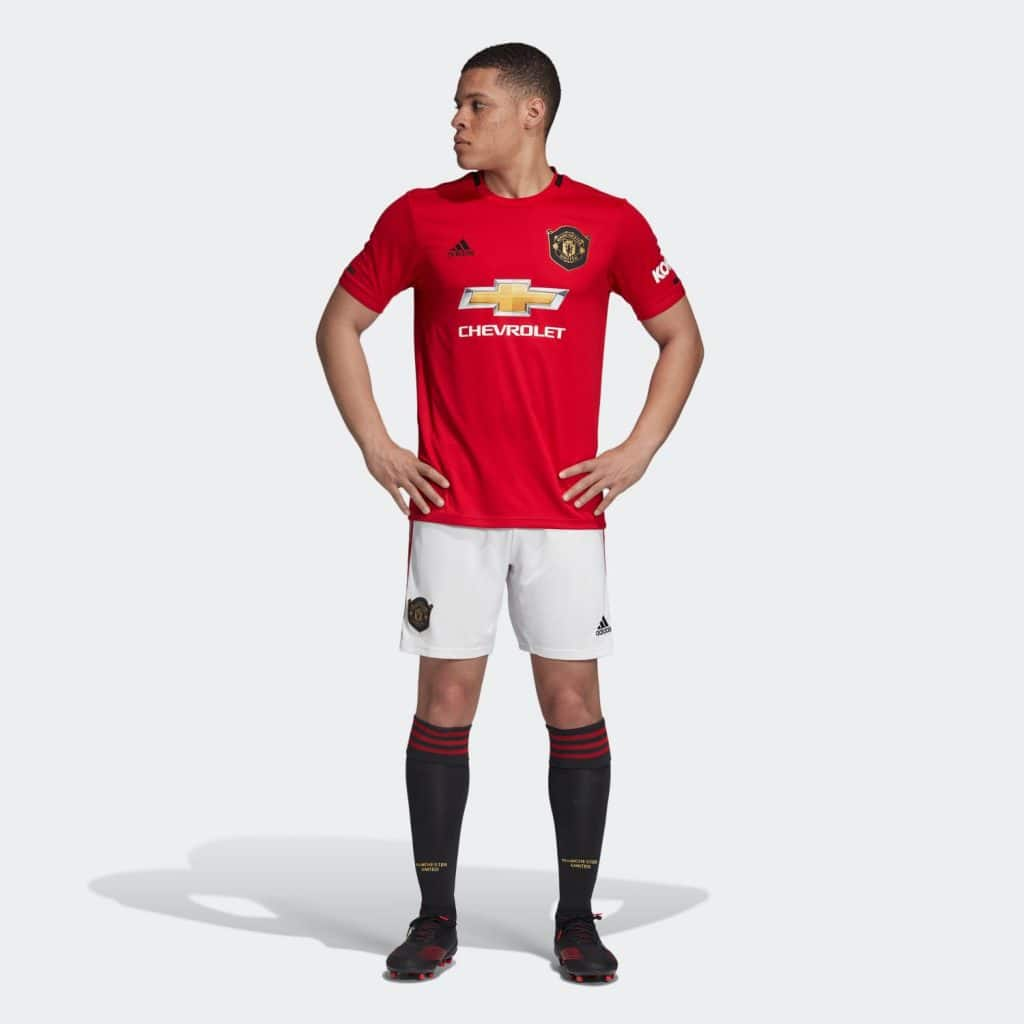 buy popular 7aea3 a08c3 Manchester United 2019-20 Home Kit Leaked | The Kitman