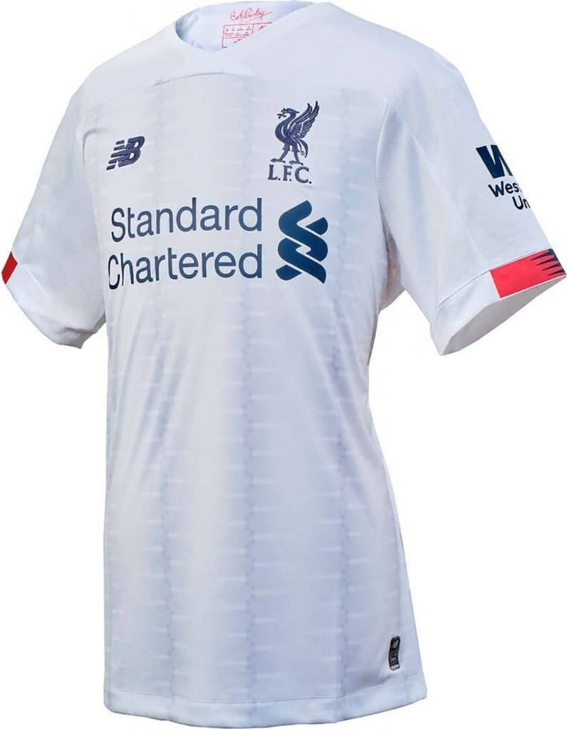 e835b2345 Liverpool FC Away Shirt 2019-20 Leaked