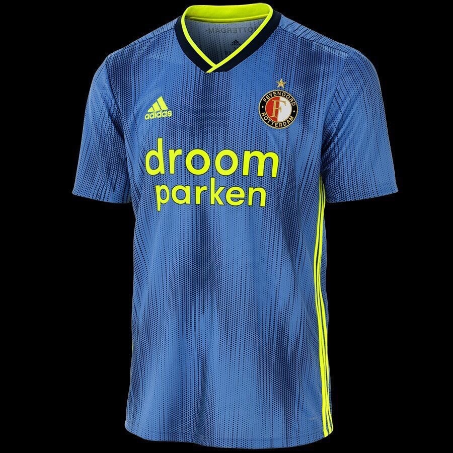 Feyenoord 2019 20 Adidas Away Kit | The Kitman