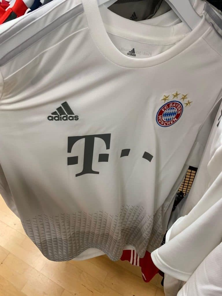 new arrival bce71 085da Bayern Munich 2019-20 Away Shirt Leaked? | The Kitman