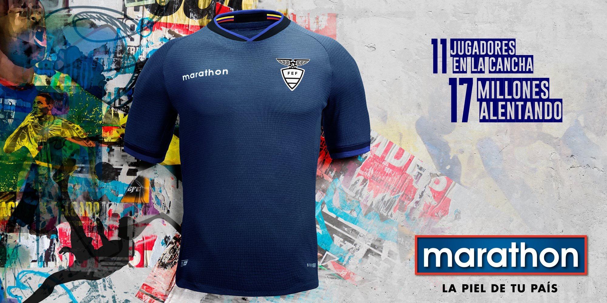 Ecuador 2019 Copa America Kits