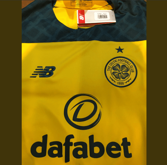 sports shoes df1b5 cc3f6 Celtic 2019-20 Away Shirt Leaked? | The Kitman