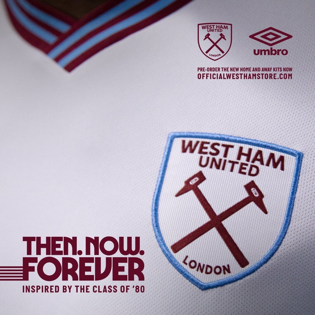 Umbro 2019-20 West Ham United Kits   The Kitman
