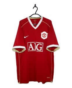 8b11e155348 Manchester United Football Shirts | The Kitman, Old, Classic & Retro ...