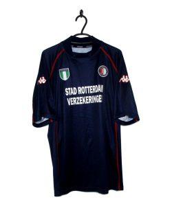 2002-03 Feyenoord Champions League Shirt