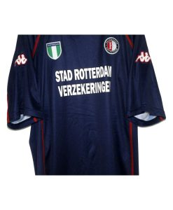 2002-03 Feyenoord Champions League Shirt