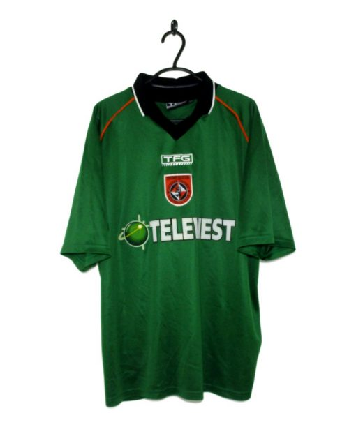2000-01 Dundee United Away Shirt