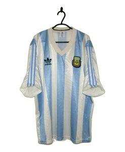 1990-91 Argentina Home Shirt