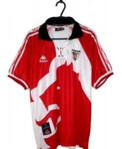 1997-98 Athletic Bilbao Centenary Home Shirt