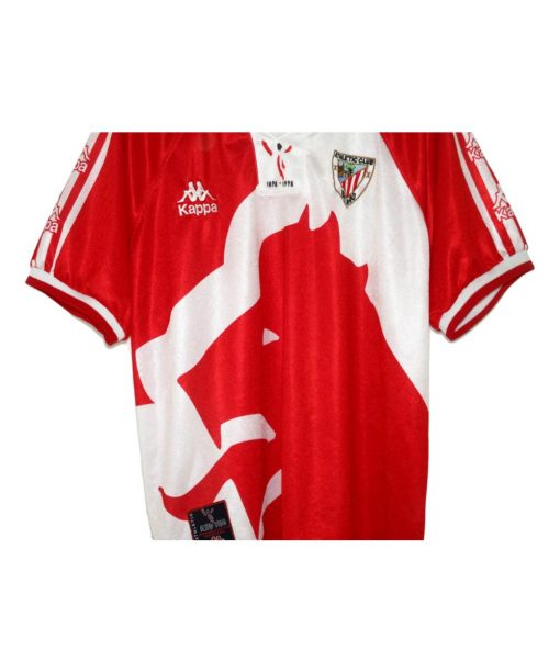 1997-98 Athletic Bilbao Centenary Home Shirt