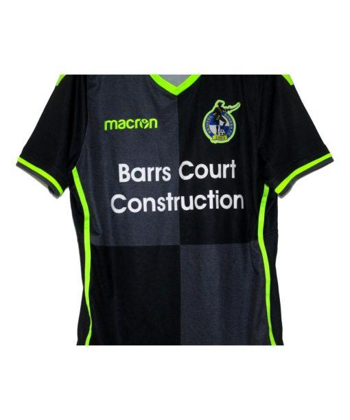 2017-18 Bristol Rovers Away Shirt