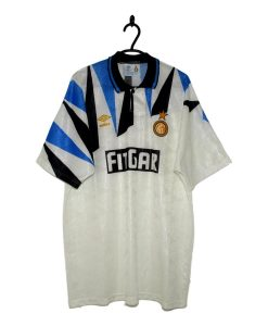 1991-92 Inter Milan Away Shirt