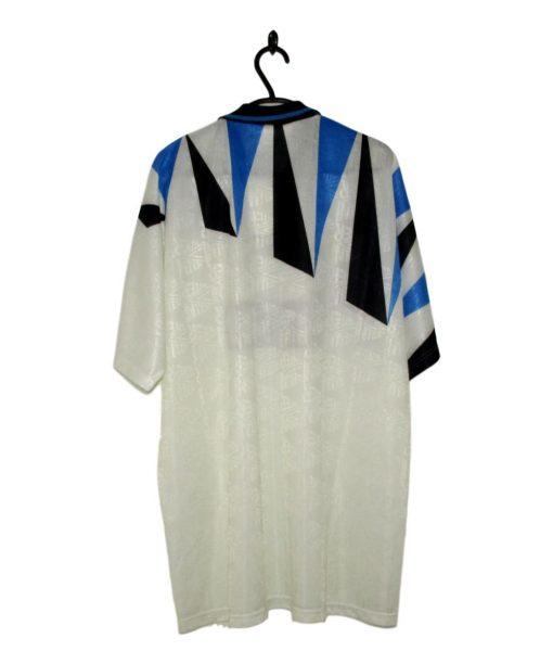 1991-92 Inter Milan Away Shirt