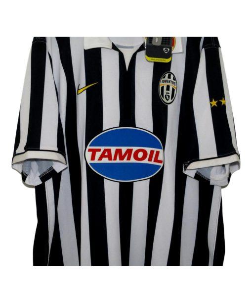 2006-07 Juventus Home Shirt