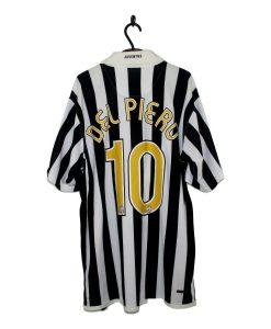 best service aec4e 53d50 2006-07 Juventus Home Shirt Del Piero (XL)