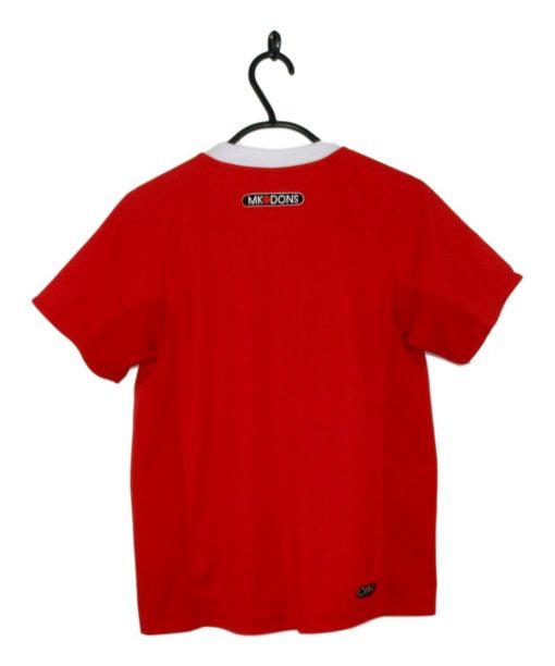 2011-12 MK Dons Away Shirt