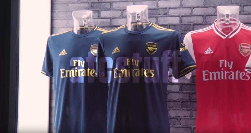 premium selection ca0a6 0cb64 Adidas 2019-20 Arsenal Kits Leaked | The Kitman