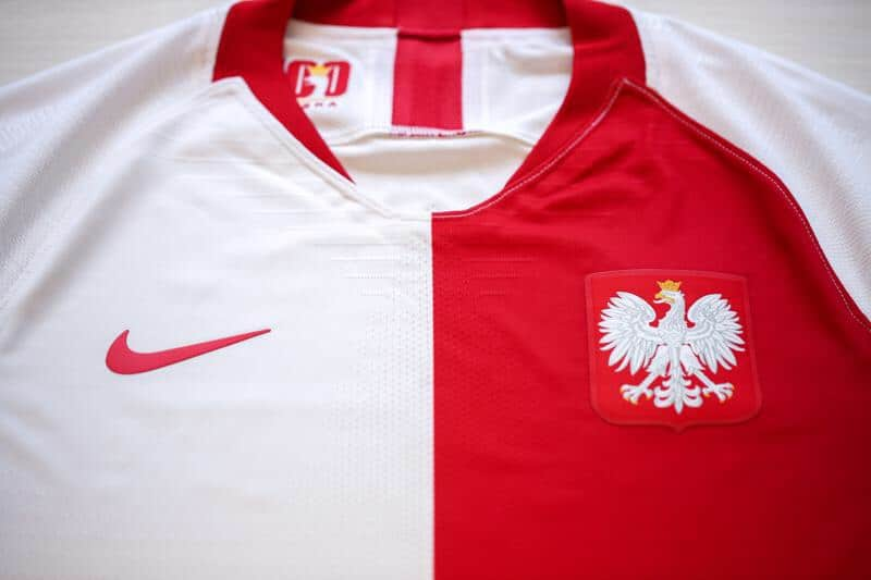 separation shoes 9d4bf 4b6d3 Poland 100th Anniversary Shirt Made By Nike | The Kitman