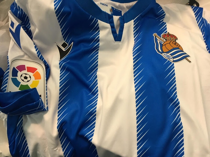 Real Sociedad 2019-20 Jerseys Leaked?