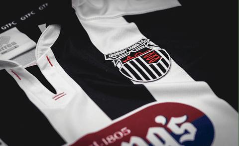 Errea 2019-20 Grimsby Town Kits Revealed