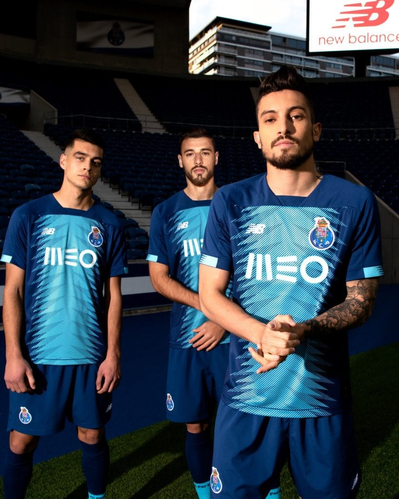 competitive price 581d6 cf140 New Balance 2019-20 FC Porto Third Kit | The Kitman