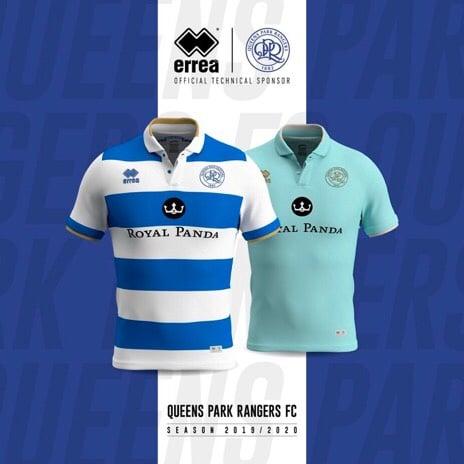 337d69d0 Errea 2019-20 QPR Kits Released | The Kitman