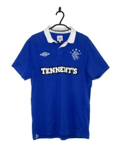 2010-11 Rangers Home Shirt