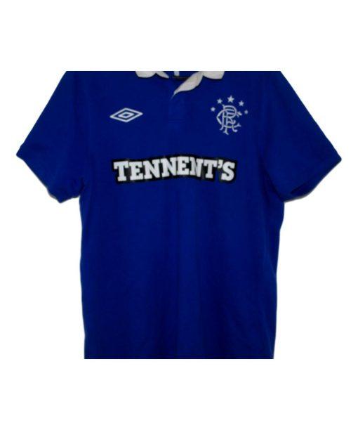 2010-11 Rangers Home Shirt