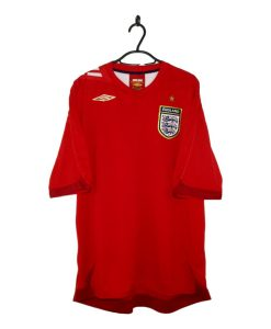 2006-08 England Away Shirt