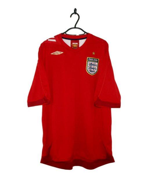 2006-08 England Away Shirt
