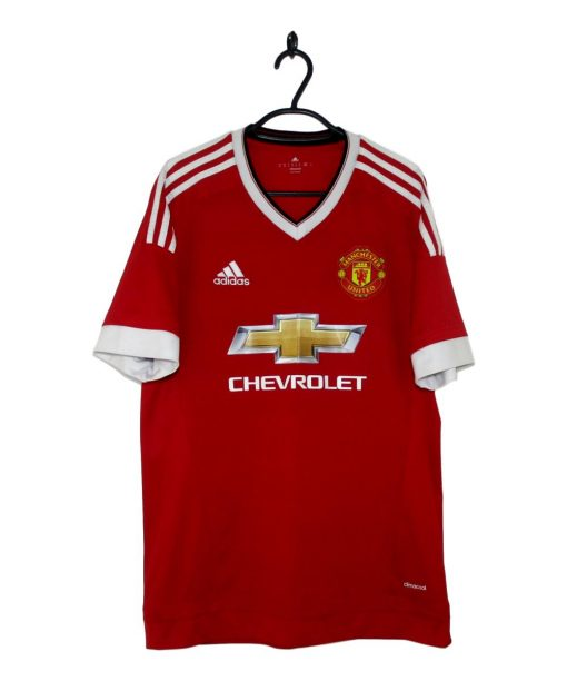 2015-16 Manchester United Home Shirt