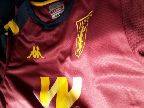 Kappa Aston Villa 2019 20 Training Shirts Leaked | The Kitman