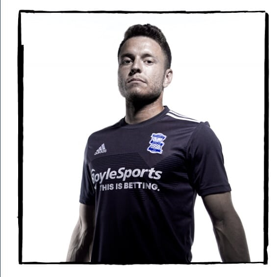 Adidas Birmingham City Away Kit 2019-20