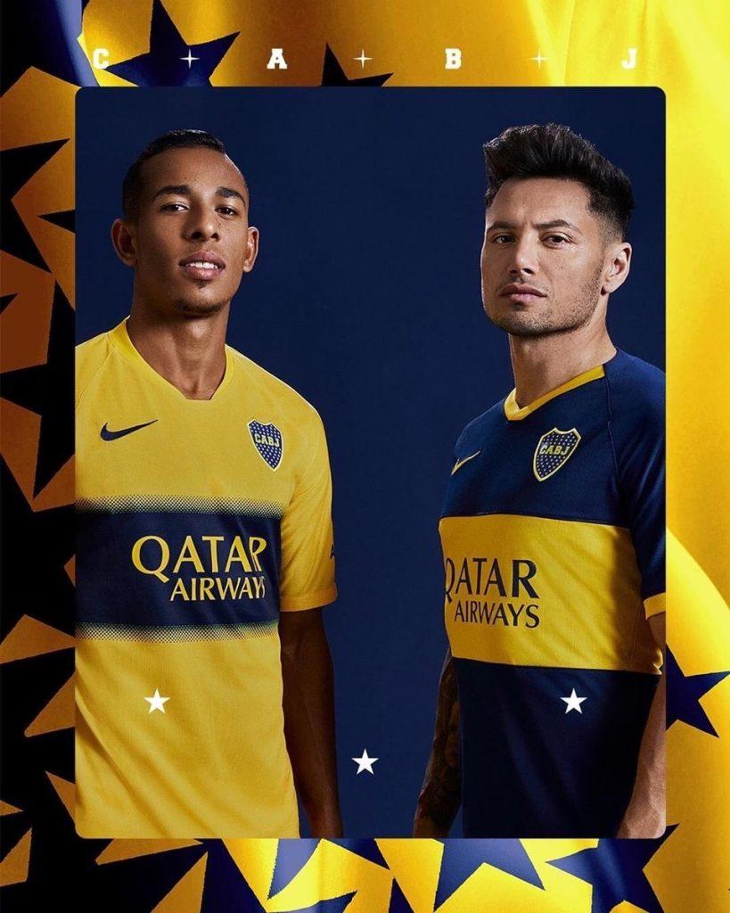 separation shoes 4f349 3efcf Nike Boca Juniors 2019-20 Kits Revealed | The Kitman