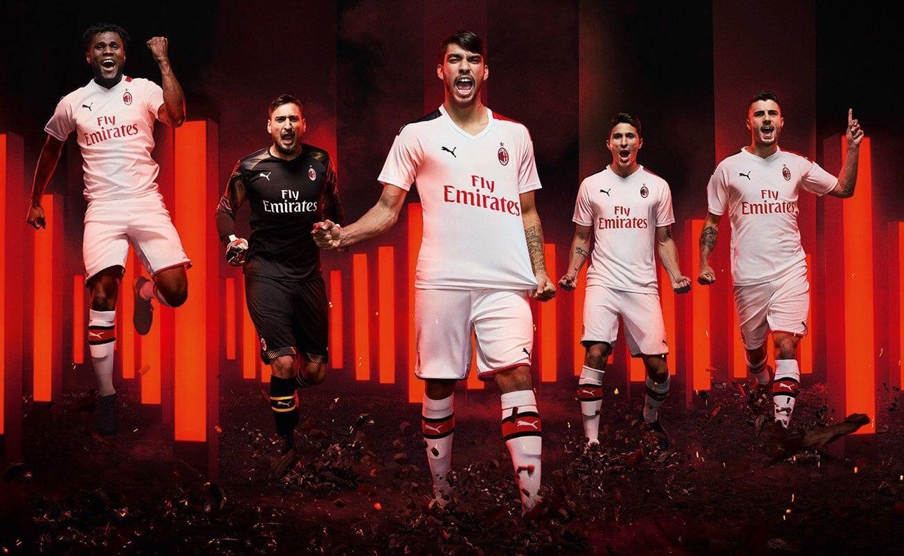 Puma AC Milan Away Kit 2019-20 Leaked | The Kitman