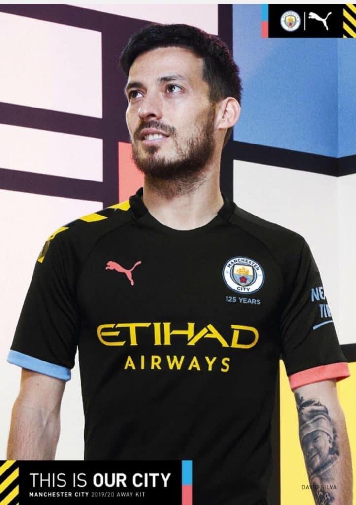 buy online 81cb2 1359d Manchester City Away Kit 2019-20   The Kitman