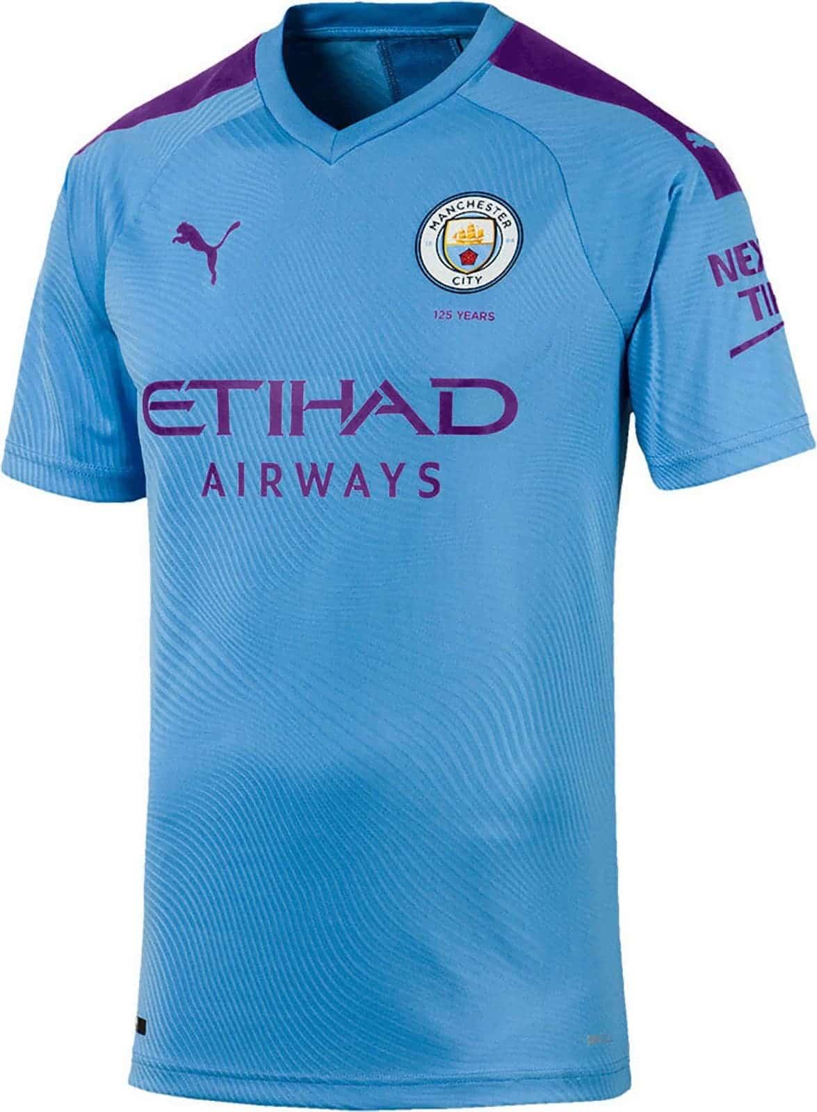 big sale e40d6 a212e Puma Manchester City Home Kit 2019-20 | The Kitman