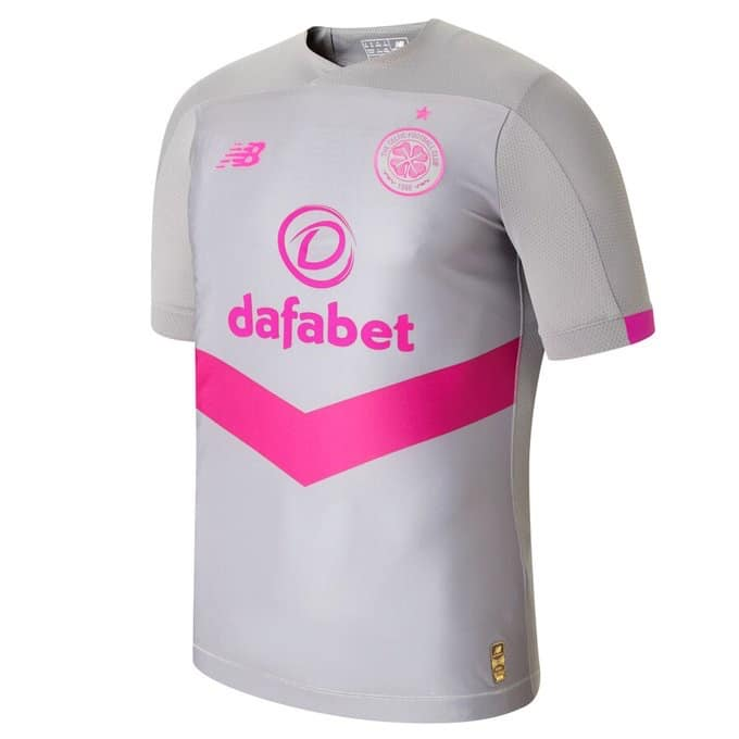 competitive price a09c6 5dc90 New Balance Celtic Third Shirt 2019-20 Leaked? | The Kitman