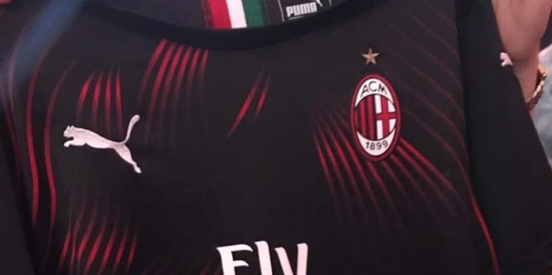 brand new 7a9d5 6f6dd Puma AC Milan Third Kit 2019-20 Revealed | The Kitman