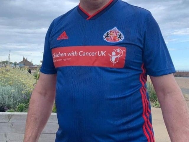 Adidas Sunderland Away Shirt 2019-20 Leaked