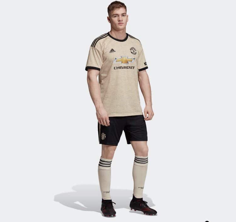 Download Manchester United Kit 2019/20