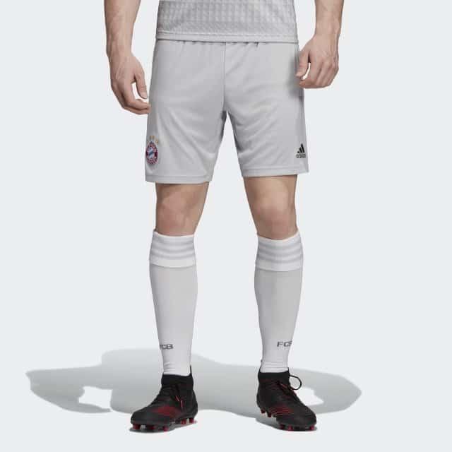 Adidas FC Bayern Munich Away Kit 2019-20 Released
