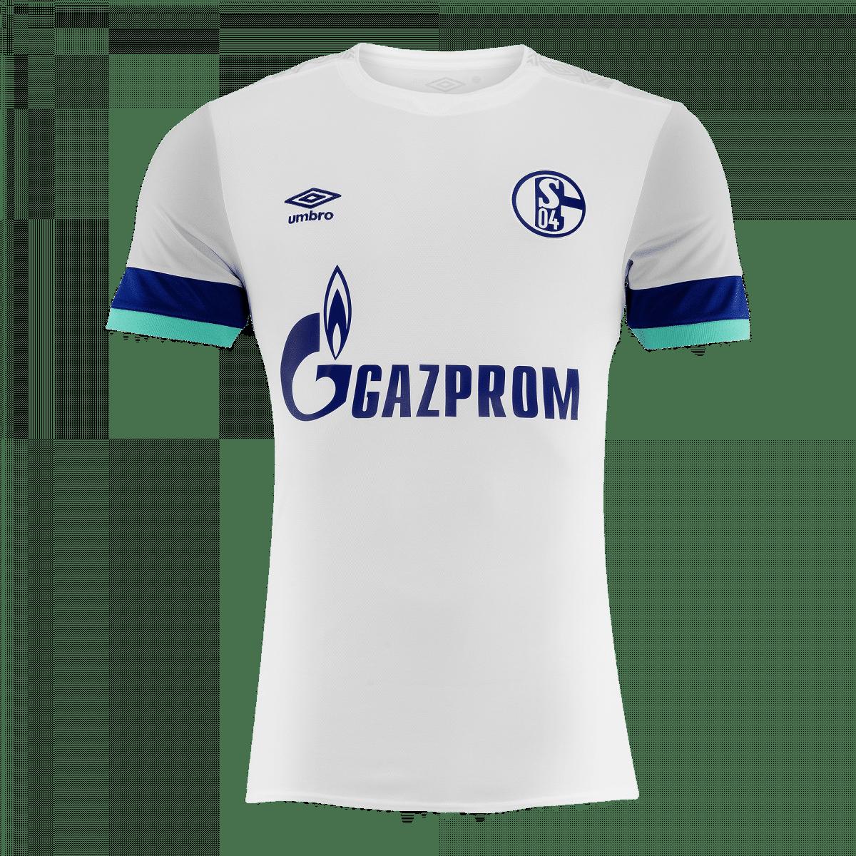 Umbro Schalke 04 Away Kit 2019 20 Revealed The Kitman
