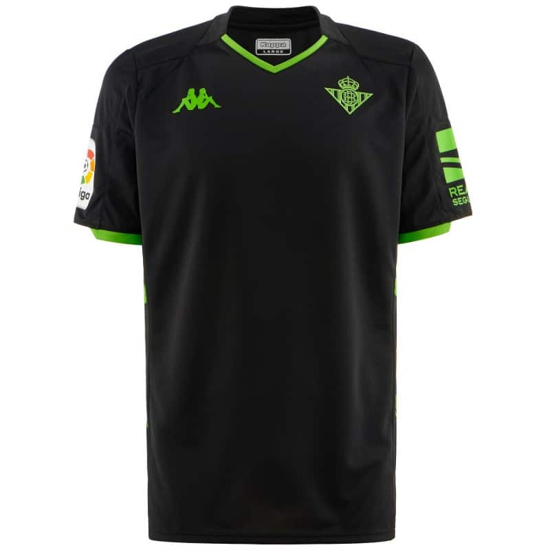 Kappa Real Betis Away Kit 2019-20 Released