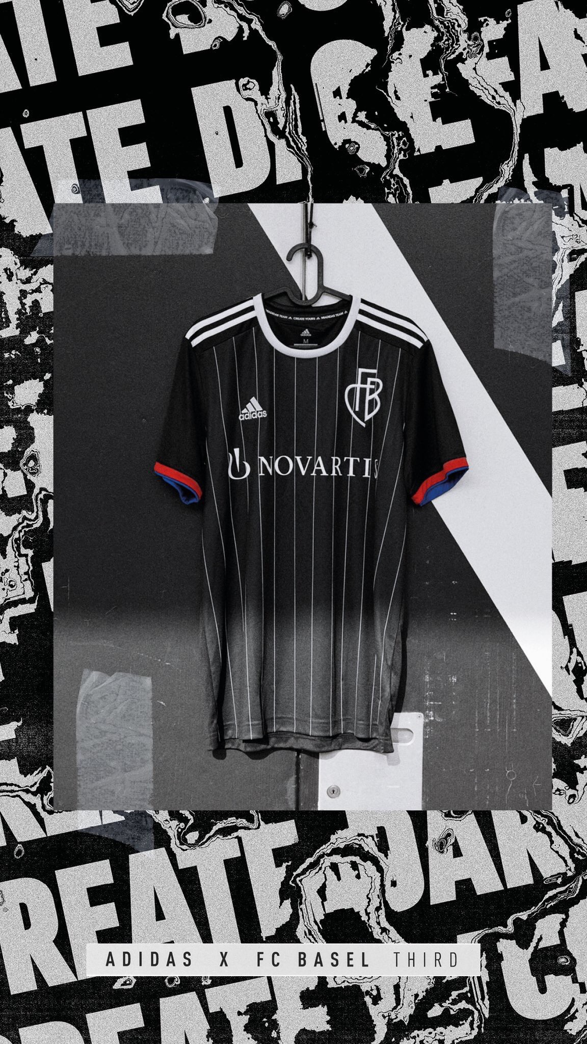 Adidas FC Basel 1893 Third Kit 2019-20 Released