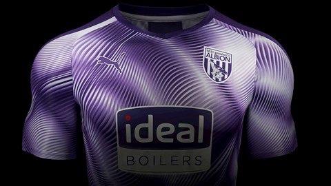 Puma West Bromwich Albion Third Kit 2019 20 The Kitman